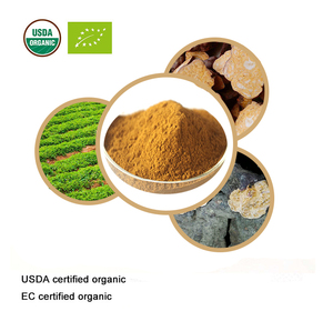 Image 3 - USDA and EC Certified Organic Fo Ti (Ho Shou Wu) Extract 20:1