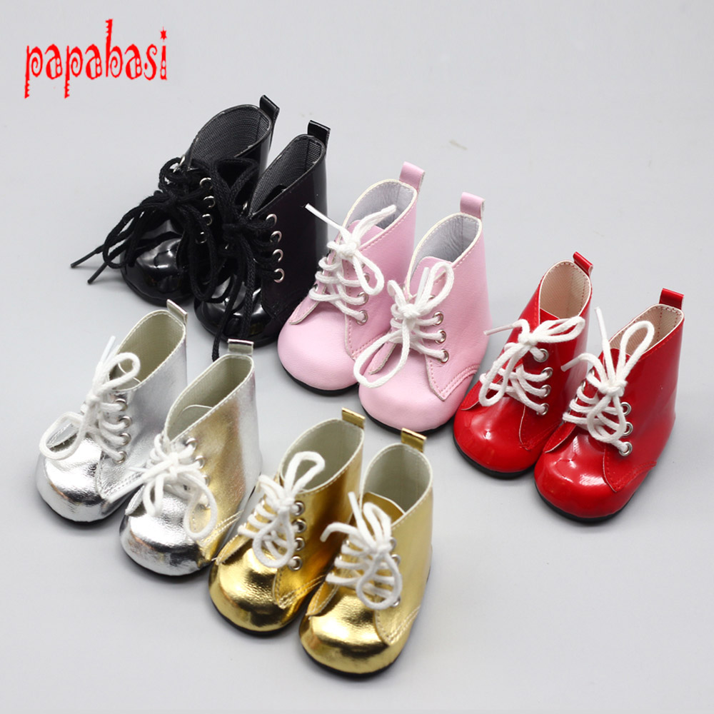 Baby Born Shoes Reborn Wear Sandals PU Leather 43cm Dolls 18 Inch Gift Girls NEW