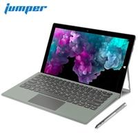 Jumper EZpad Go 2 в 1 планшетный ПК 11,6 дюймов ips дисплей windows планшет с ручкой Intel Apollo Lake N3450 4 Гб ОЗУ 64 Гб/128 Гб планшет