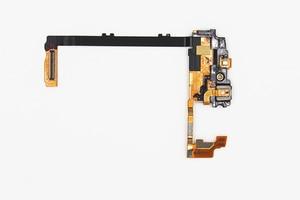 Image 5 - USB oudini עבור LG נקסוס 5 D820 D821 טעינת כבל flex יציאת USB לאוזניות מיקרופון