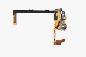 Image 5 - oudini For LG Nexus 5 D821 D820 USB Charging Port USB flex cable Headphone Jack Microphone