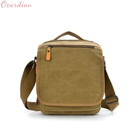 Ocardian Brand asual Shoulder Bags Ipad Bags Men Canvas Slips Cross Fashion Packs Master Designer 3#0920