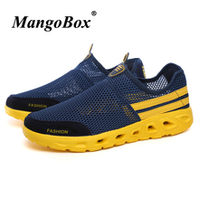 Summer Couples Wading Sneakers Comfortable Water Sport Shoes Men Lightweight Surf Breathable Womens Beach Footwear