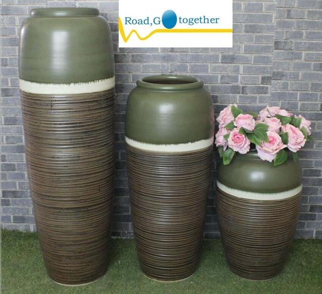 In Case Of Large Ground Vase Ceramic Vases Art Vase Ornaments