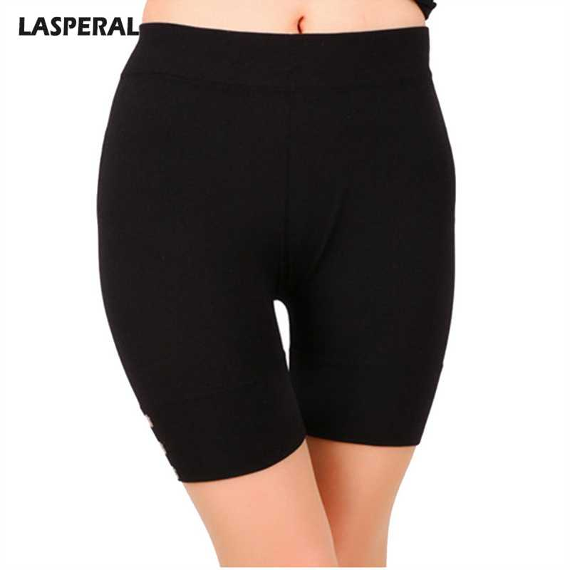 0c00e535cb21d LASPERAL Fashion Safety Short Pants Panties Fashion Women Summer Underwear  Slim Solid Safety Breathable Short Tights