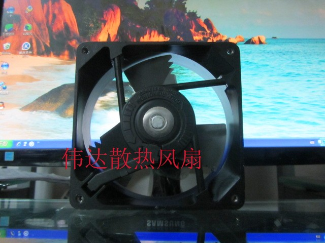 Original Model MX2B1 115V 20 / 18A 50 / 60HZ 120 * 120 * 38MM Cooling Fan литой диск yokatta model 20 7x17 5x112 d57 1 et43 w b