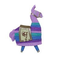 Fortnit action figure Troll Stash Llama toy Alpaca Rainbow Horse Fortress Night Fortnight Game toys kids gift 12CM