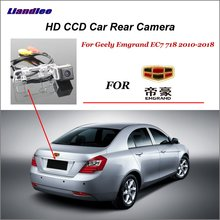 Liandlee Car Reverse Reversing Parking Camera For Geely Emgrand EC7 718 2010-2018/ Rear View Rearview Camera Back Backup Camera geely emgrand 7 ec7 ec715 ec718 emgrand7 e7 emgrand7 rv ec7 rv ec715 rv ec718 rv ec hb car rearview mirror assembly