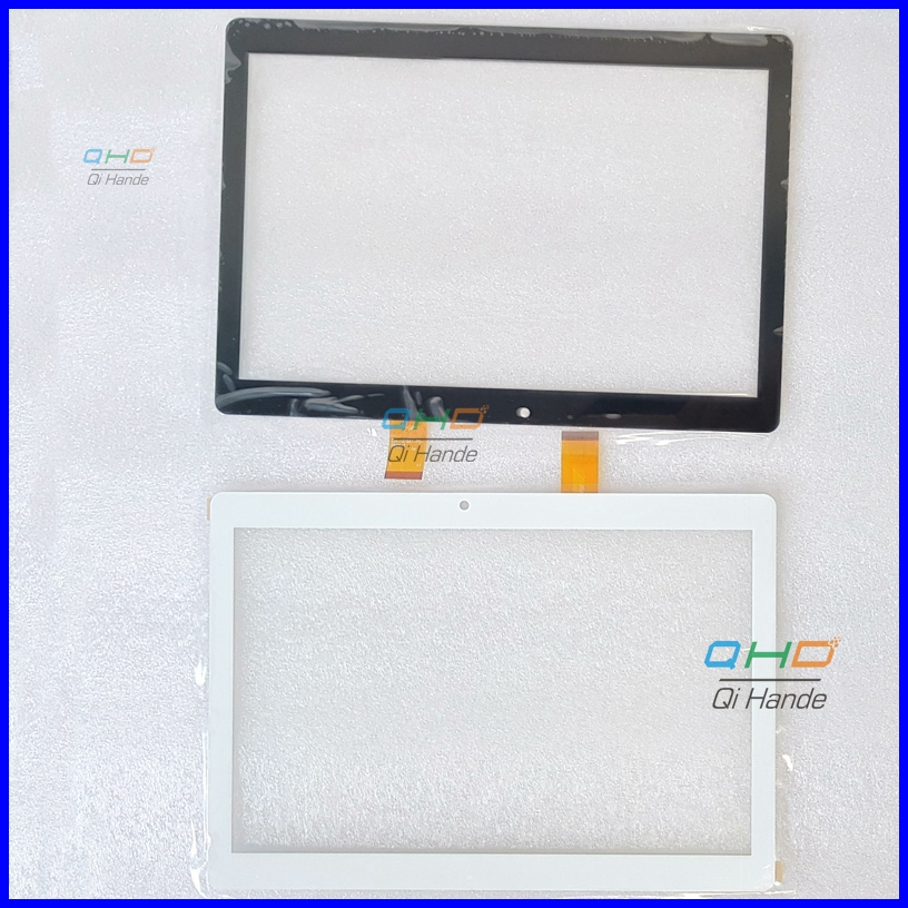 Black New 10.1'' inch touch panel digitizer for Digma Plane 1601 3G PS1060MG tablet PC Touch screen digitizer panel Repair parts new 9 6 inch mglctp 90894 2015 05 27 rx18 tx28 touch screen panel replacement 222 157 mm tablet pc touch pad digitizer