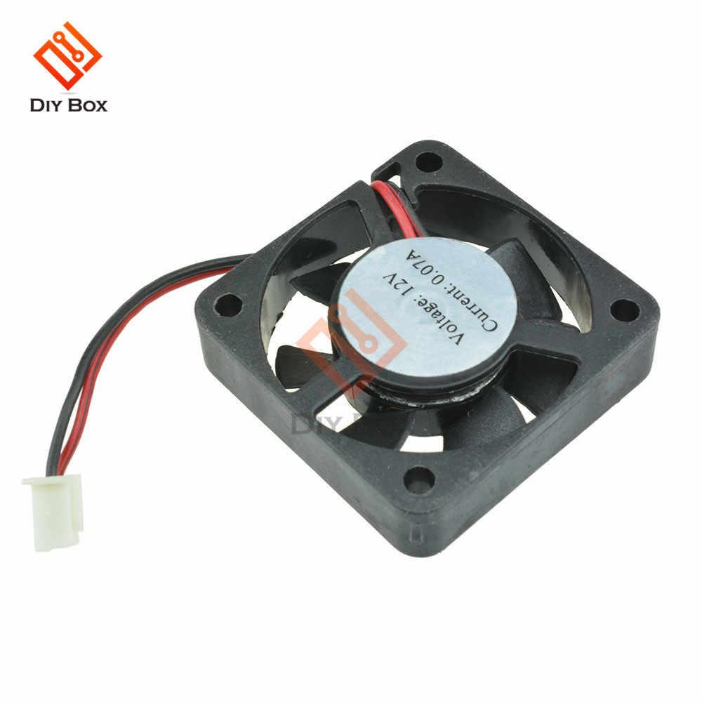 Cooler Ventilador Axial 12 v 40x40x10mm Para Arduino Raspberry Pi Computador impressora 3D CF