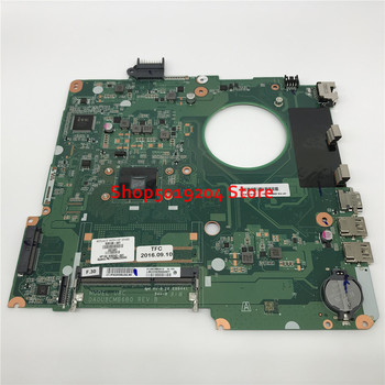 NEW  Mainboard 828168-601 828343-601 For HP Pavilion 15F 15-F laptop motherboard N3050 100% Fully Tested laptop motherboard for msi ge620 ms 16g51 system mainboard fully tested and good quality