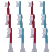 12 PCS Replacement Toothbrush Heads for Sonicare Toothbrush Heads Philips Sonicare Electric Brush Heads 8pcs hx6014 generic electric sonic replacement brush heads fits for philips sonicare toothbrush heads soft bristles proresults