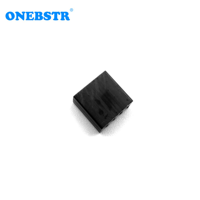 20Pcs/lot Aluminum Routing 8.8X8.8X5mm Heatsink Electronic Chip Cooling Radiator for A4988 Chip set Hot sale Free shipping 1