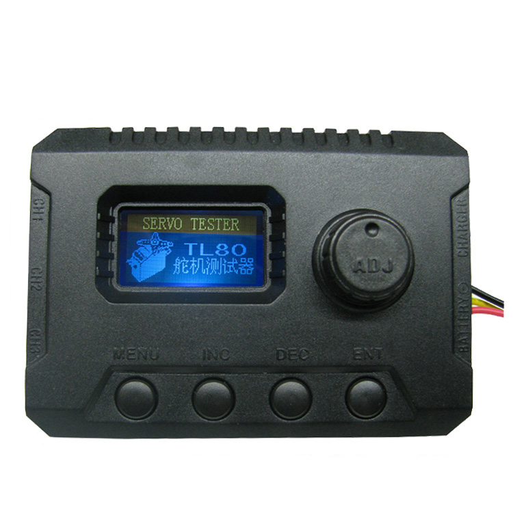 1PCS Servo Tester RC Cellmeter LED Digital Servo Tester 2-6S Lipo Battery Capacity Tester Backlight for RC Model Helicopter Part 1pcs jx pdi 6221mg 20kg large torque digital coreless servo for rc car crawler rc boat helicopter rc model