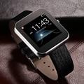 Lf09 smart watch dispositivos portátiles de 1.54 pulgadas lcd de pantalla táctil bluetooth smartwatch podómetro rastreador de ejercicios para ios android