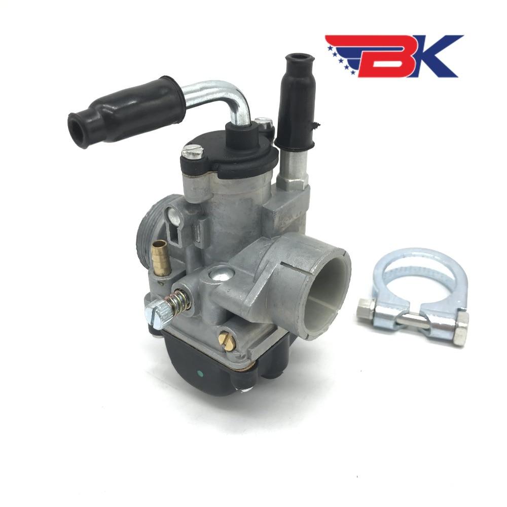 Carburador para dellorto phbg 21 ad ktm