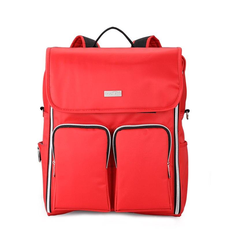 ФОТО New diaper bag fashion light mummy baby nappy bags waterproof organizer maternity stroller shoulder  travel backpack