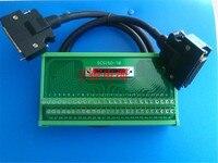 JUSP TA50P 50pin terminal blocks with 1m CN1 cable for Yaskawa AC servo motor drive