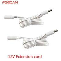 Foscam 3 m 12 V удлинитель-белый