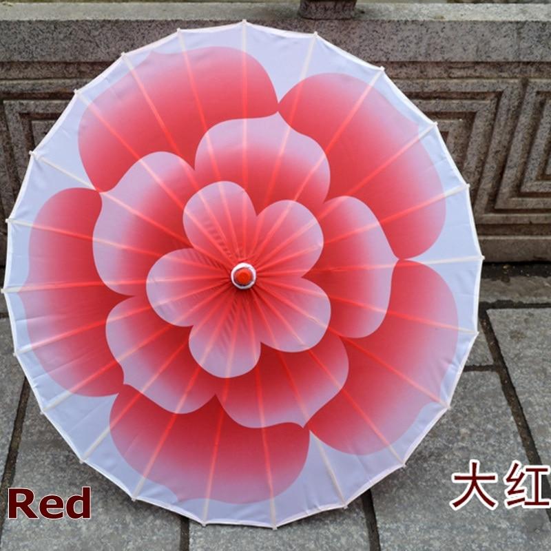 Bunga Melati Desain Seni Rakyat Cina Sutra Lipat Payung Pernikahan Payung Dengan 6 Warna Tersedia Payung Aliexpress