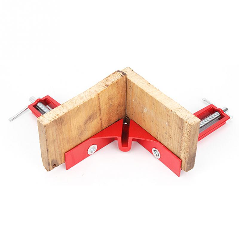 90 Degree Right Angle Clamp 100MM Mitre Clamps Corner Clamp Picture Holder Woodwork 4Inch right angle