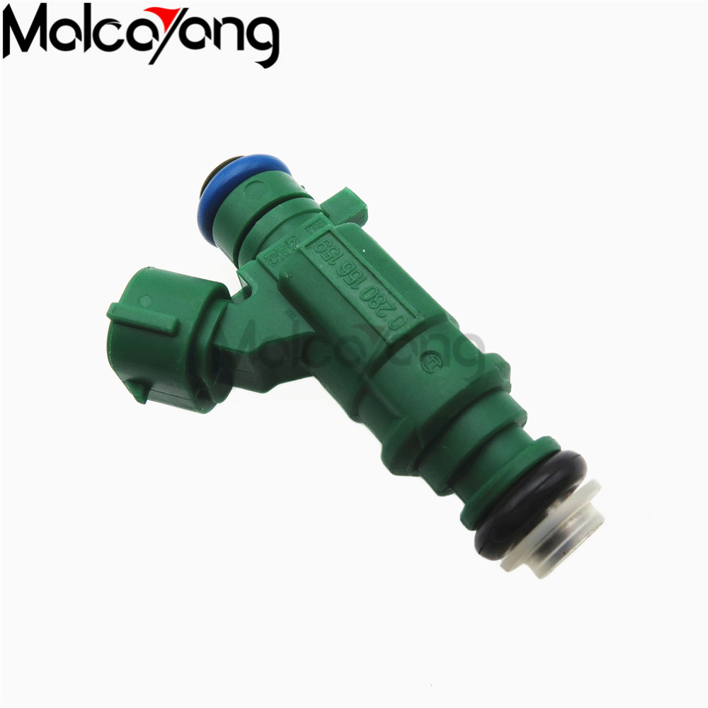 4PCS LOT Car styling high quality Fuel Injector For NISSAN Sentra B15 N16 QG18DE 1 8L