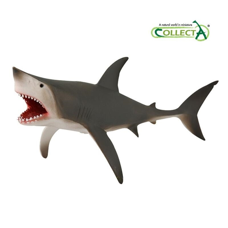 Great White Shark Jaws Toys : Collecta great white shark jaws sea life classic toys for