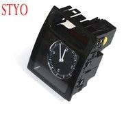 STYO For VW Passat B7 561919204 Car Clock Dashboard Center Console Watch