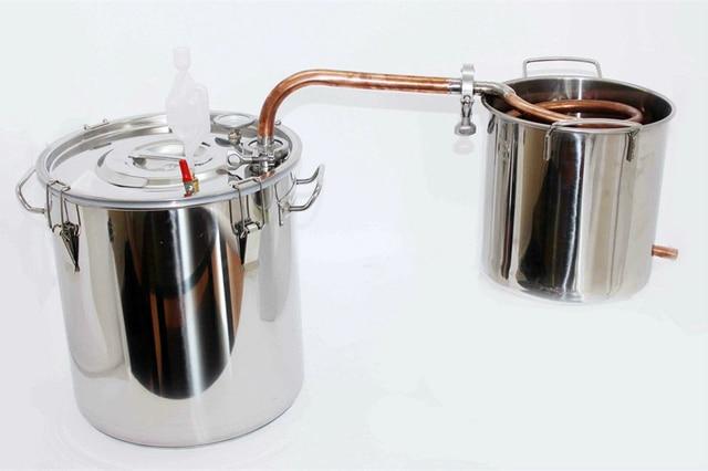 new home 30 liter alkohol whisky wasser cooper brennerei. Black Bedroom Furniture Sets. Home Design Ideas