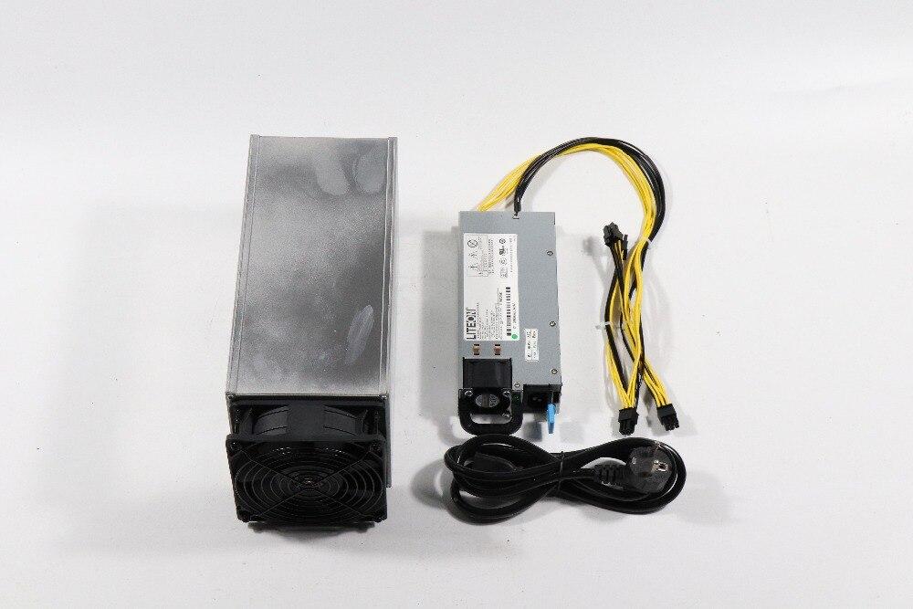 Baïkal BK-X Géant X10 10GH/S Soutien 7 Algorithum X11 XVG DGB Mineur Avec PSU Mieux Que Antminer S9 z9 Mini T15 S15 BK-G28 BK-B