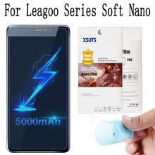Leagoo Kiicaa Power Soft Nano Explosion Proof Film Leagoo Shark 1 5000 Screen Protector Leagoo Z3C Z5C Z5 Lte Not Tempered Glass