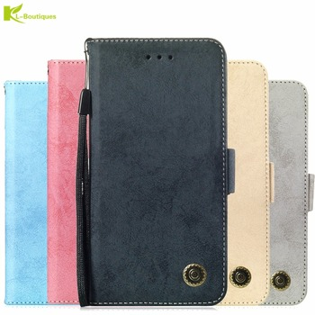 For Samsung Galaxy J8 2018 Phone Etui on For Fundas Samsung J3 2018 Luxury Vintage Flip Wallet Leather Stand Back Cover Coque