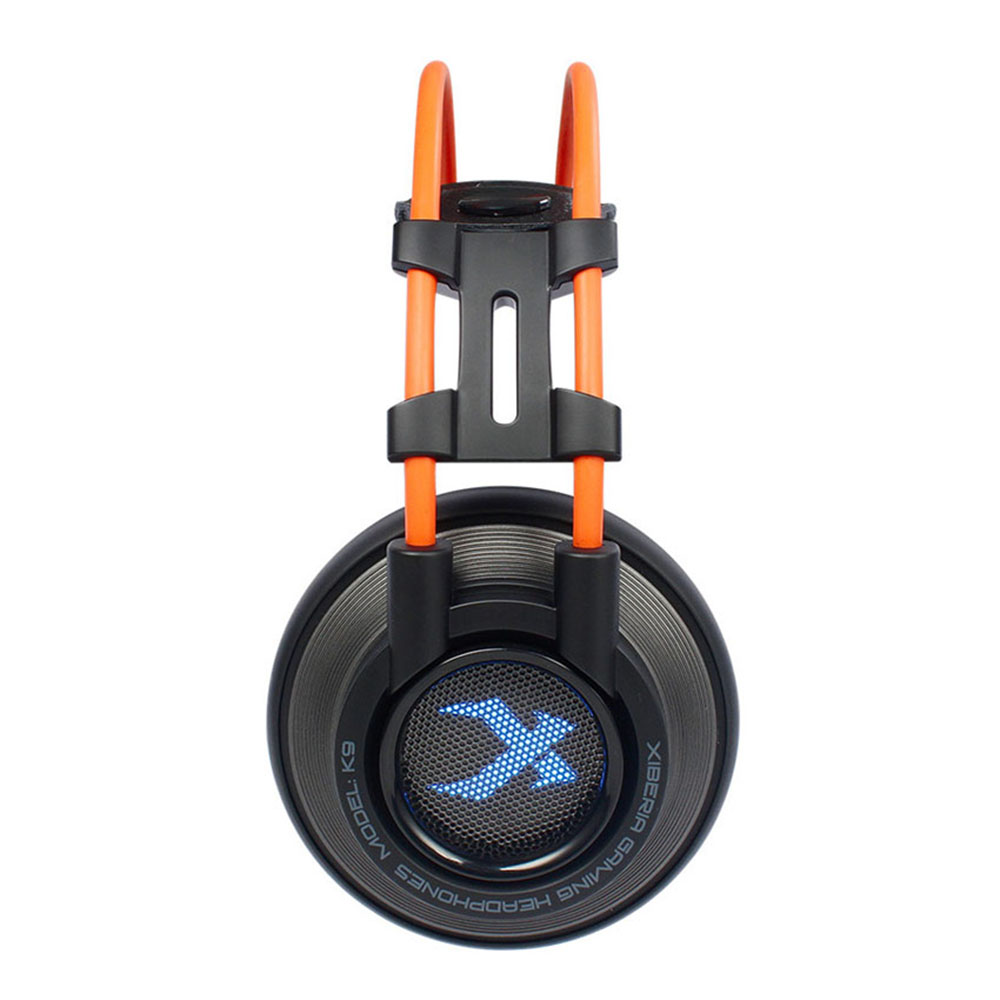 XIBERIA K9 Virtual 7.1 Sound Gaming Headset casque Best PC Gamer USB Stereo Bass Headphones with Microphone for Cumputer Game (7)