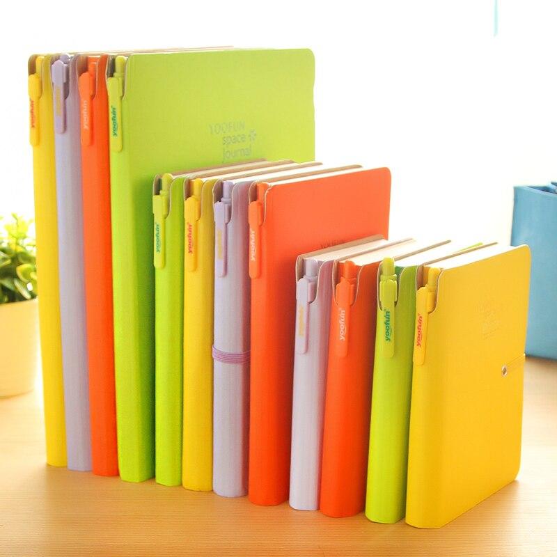 Heißer Leder Tagebuch notebook A4 A6 papier 1 stücke + Stift builtin datei tasche leder journal Note buch notizblock büro schule Liefert geschenk