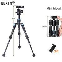BEXIN M225S Desktop mini tripod portable for phone self timer live tripod camera photography SLR small tripod