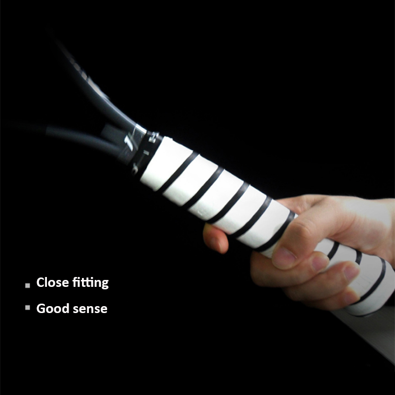 10 PCS/SET Anti Slip Head Overgrip Tennis Grip Racket Padel Accessories Shock Absorber Raquete De Tennis Badminton Training 4