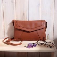 Women Messenger Bag Envelope Bags Female Single Shoulder Bag Ladies PU Leather Crossbody Bags Handbag 8 Colors