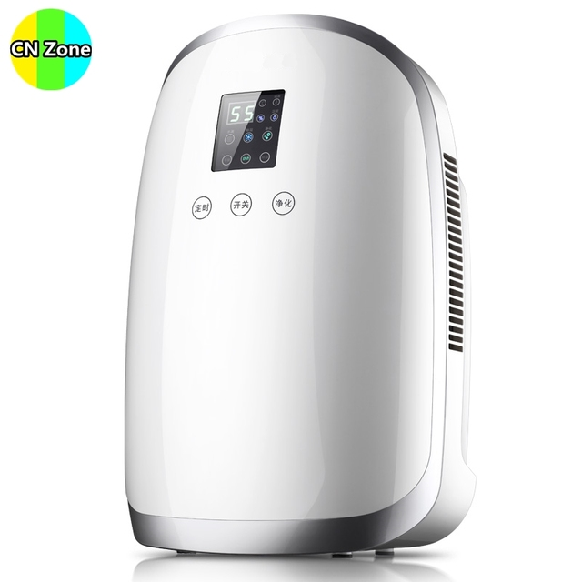 intelligent dehumidifiers Timing Continuous drainage purify air dryer machine moisture absorber Smart Household Appliance