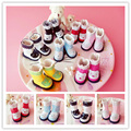 1 Pair 1/6 Cute Mini Galoshes Boots Doll Shoes for Blyth Pullip Barbies Licca Momoko Azone Doll