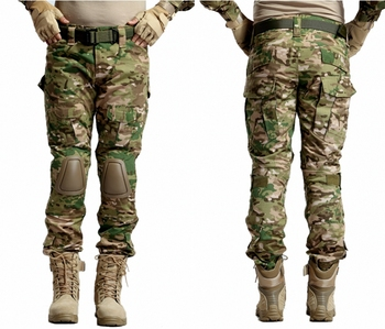 Multicam Camouflage Tactical BDU Uniform Camo Men Airsoft Sniper Paintball Military Suit Combat Shirt Pants Hunting Clothes 4