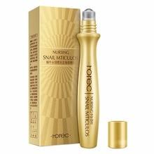 2017 Eye Cream Contour Cream Remove Black Circle Wrinkles New Collagen Firming 24K Gold Repair Serum Makeup maquiagem