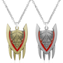 MQCHUN Sieraden Game League Legends Ketting LOL Sieraden Wapen Model Lange Ketting voor Vrouwen Man Games Cosplay Accessoires(China)