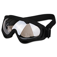 Winter Sports Ski Motocross Racing Goggles Dustproof Windproof Motorcycle Eyewear Motorbike Goggles Vintage UV Skate Sunglasses