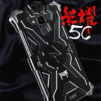 Simon Thor Ironman Body All Metal Aluminum Hard Rugged Phone Case For Huawei Honor 4A 4C