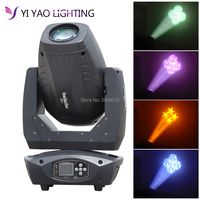 200w Moving Head Stage Lights DMX Gobo Wash Effect Lightings for Disco Club Stage Wedding Party Decorations|Stage Lighting Effect| |  -