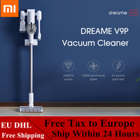 Xiaomi Dreame V9P Handheld Cordless Vacuum Cleaner Wireless Cyclone Filter Carpet Sweep Dust Collector Cleaning Machine For home