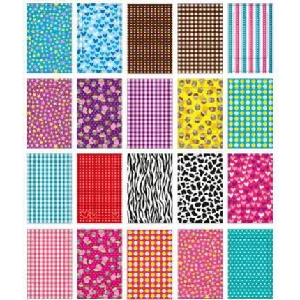 Tienda Online 20 unids 9*6 cm DIY álbumes de fotos Scrapbook papel ...