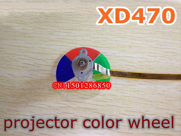Original Projector Color Wheel Fit  Mitsubishi XD470 ProjectorsOriginal Projector Color Wheel Fit  Mitsubishi XD470 Projectors