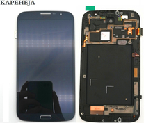цена For Samsung Galaxy Mega 6.3 i9200 i9205 LCD Display Touch Screen Digitizer Assembly