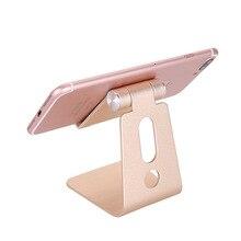 JXSFLYE Cell Phone Holder for Desk Foldable Smart Grip Bracket Tablet Stand Multi-angle Desktop